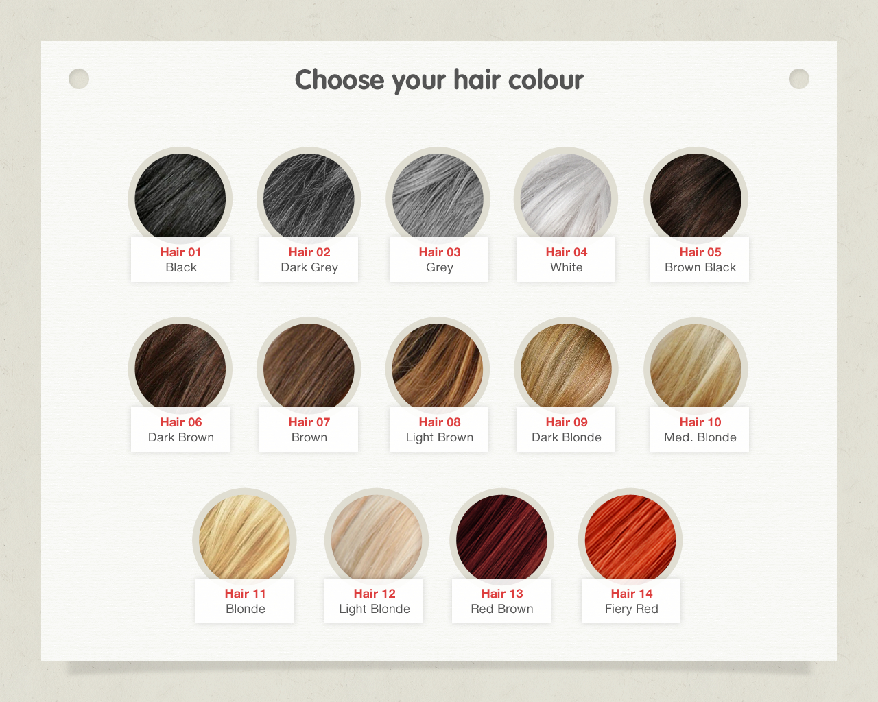 Rusk Deep Shine Color Chart Book Covers Of Rusk Hair Color